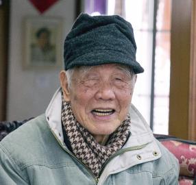 图文:分会慰问广西养猪泰斗李琼华教授
