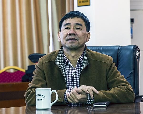 图文:祝贺大型现代化种猪场在广西廖平农场投产